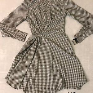42b5afe9902 jcpenney Dresses - Project Runway Gingham Shirt Dress Margarita JCP